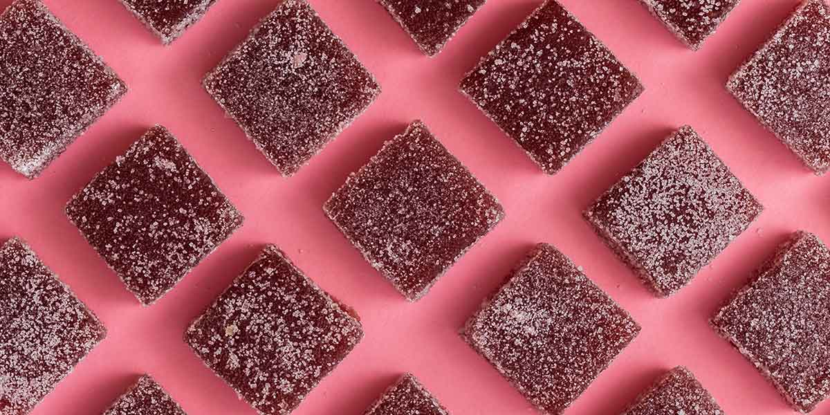 photo of cannabis edibles